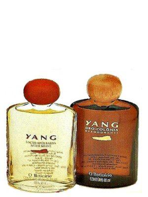 Yang O Boticário para Hombres