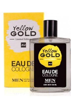 Yellow Gold Eau de Cologne Natural Scents para Hombres