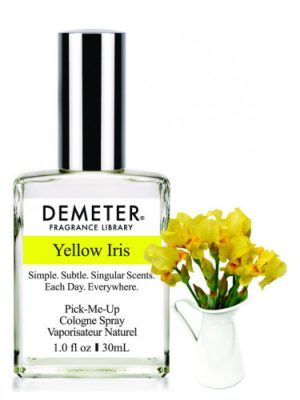 Yellow Iris Demeter Fragrance para Mujeres