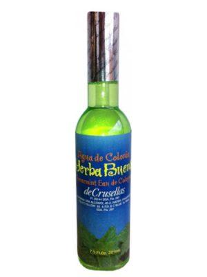 Yerba Buena (Spearmint) Crusellas & Company para Hombres y Mujeres
