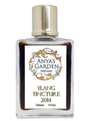 Ylang Tincture 2014 Anya's Garden para Hombres y Mujeres