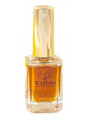 Ylang d'Amour Wild Eden Natural Perfume para Hombres y Mujeres