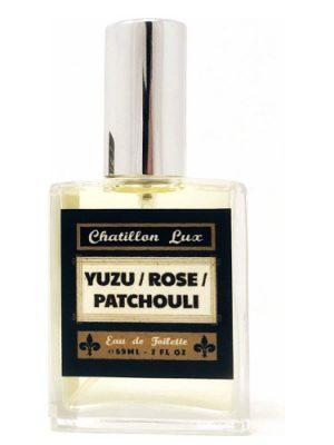 Yuzu/ Rose/ Patchouli Chatillon Lux Parfums para Hombres y Mujeres