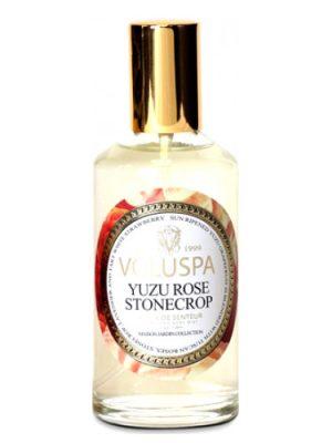 Yuzu Rose Stonecrop Voluspa para Hombres y Mujeres