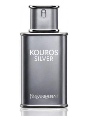 Yves Saint Laurent Kouros Silver Yves Saint Laurent para Hombres