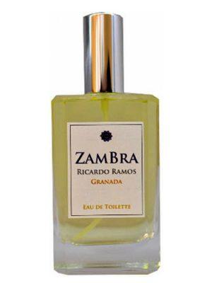 ZamBra Ricardo Ramos Perfumes de Autor para Hombres