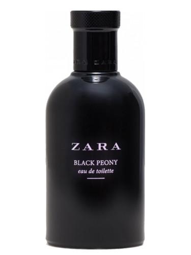 Zara Black Peony Zara para Mujeres