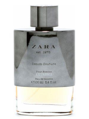 Zara EST 1975 Denim Couture Extreme Zara para Hombres