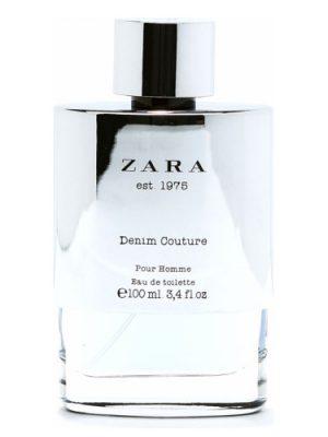 Zara EST 1975 Denim Couture Zara para Hombres