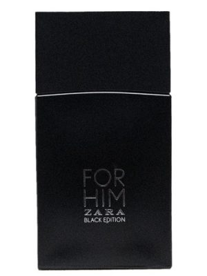 Zara For Him Black Edition Zara para Hombres