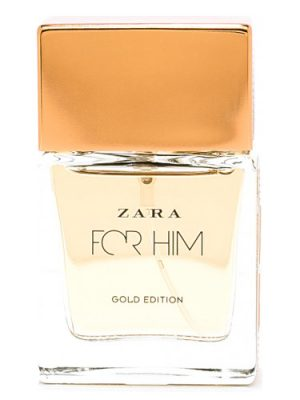 Zara For Him Gold Edition Zara para Hombres