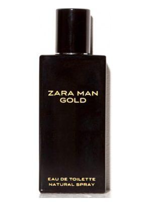Zara Man Gold Zara para Hombres