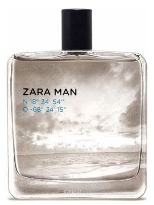 Zara Man N 18º 34' 54'' O -68º 24' 15'' Zara para Hombres