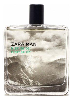 Zara Man N 25º 36' 05'' O 54º 34' 07'' Zara para Hombres