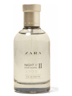 Zara Night Pour Homme II Sport Zara para Hombres