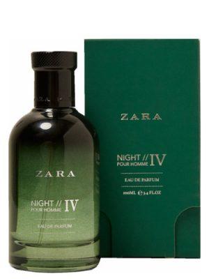 Zara Night Pour Homme IV Zara para Hombres