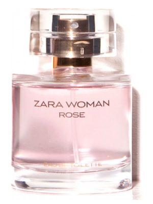 Zara Rose Eau de Toilette Zara para Mujeres
