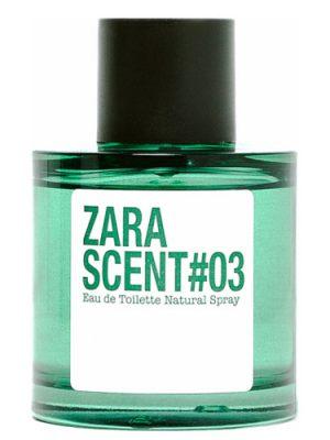 Zara Scent #3 Zara para Hombres