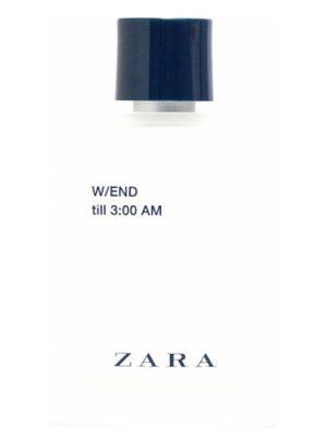 Zara W/END till 3:00 AM Zara para Hombres
