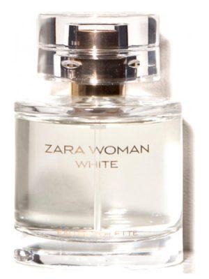 Zara White Eau de Toilette Zara para Mujeres