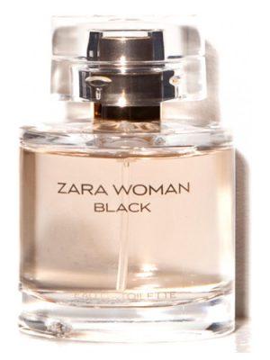 Zara Woman Black Eau de Toilette Zara para Mujeres