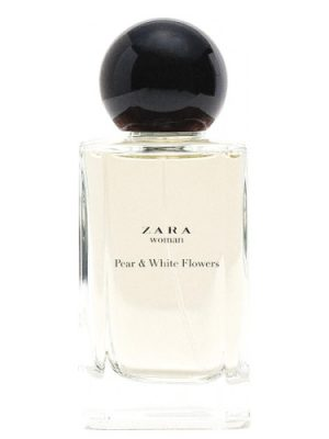 Zara Woman Pear & White Flowers Zara para Mujeres