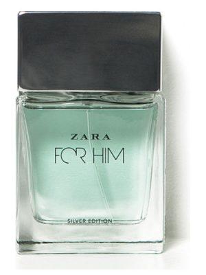 Zara for Him Silver Edition Zara para Hombres