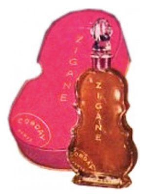 Zigane (Tzigane) Corday para Mujeres