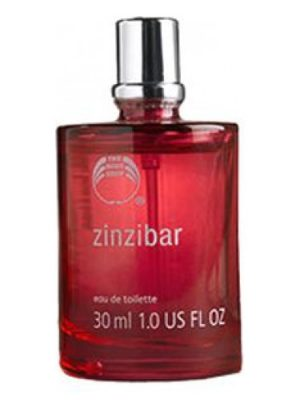 Zinzibar The Body Shop para Mujeres