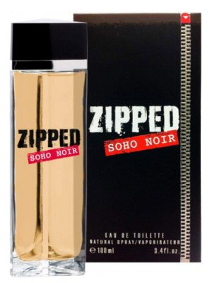 Zipped Soho Noir Perfumer's Workshop para Hombres