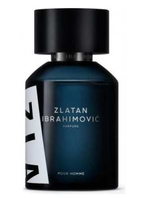 Zlatan Pour Homme Zlatan Ibrahimovic Parfums para Hombres