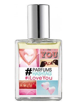 #iloveYou #Parfum Hashtag para Mujeres